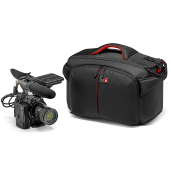 תיק למצלמת וידאו -  Manfrotto Pro Light Camcorder Case 192N for C100,C300,C500,DVX200