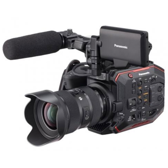 מצלמת וידאו Panasonic AU-EVA1 5.7K Super 35mm Cinema 3