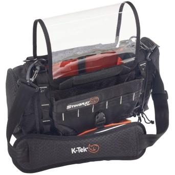 Stingray Large Audio Mixer Recorder Bag-K-TEK