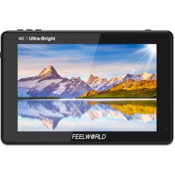 "מוניטור SDI מסך מגע 7"" Feelworld LUT7S"