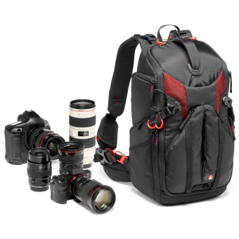 תיק גב - Manfrotto Pro Light camera backpack 3N1-26 for DSLR/CSC/C100 3